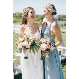 BHLDN Ginger Convertible Dress